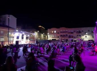3.700 asistentes, 34 espectáculos de artistas y compañías locales y 4 emisiones en directo, balance de los 'Veranos Culturales' 2020