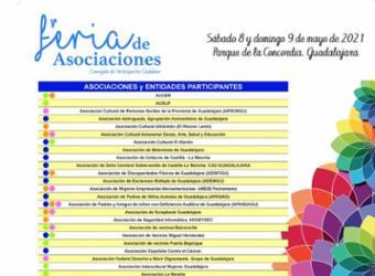 V Feria de Asociaciones y Entidades Ciudadanas