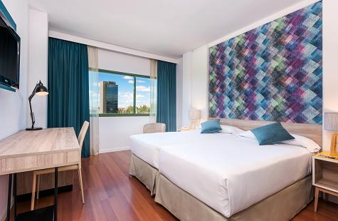 Hotel Tryp Guadalajara ****
