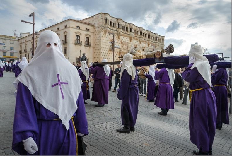 """""""Procesión del Santo Entierro"""" de Juana María López"""