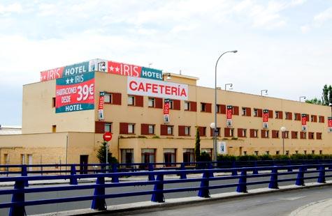 Hotel Iris Guadalajara **