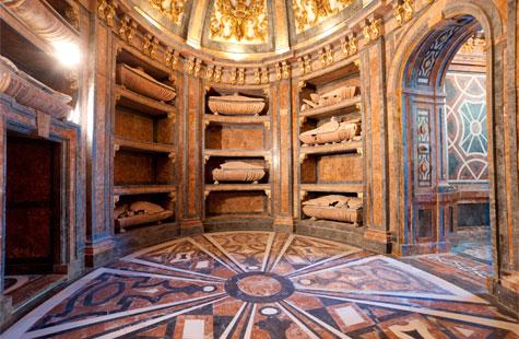 Iglesia y cripta de San Francisco