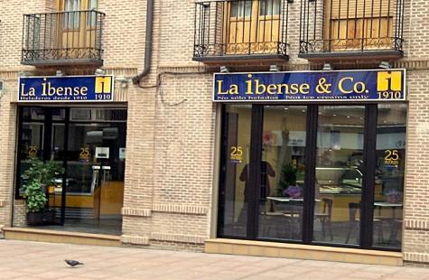 Heladería La Ibense