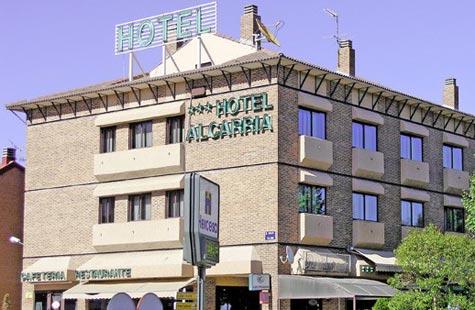 Hotel Alcarria ***