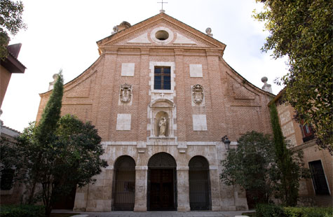 Church of El Carmen