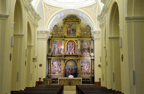Co-cathedral of Santa María