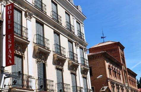 Hotel España **