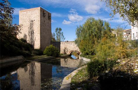 Tower of El Alamín