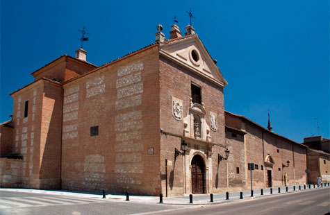 Carmelite convent of San José