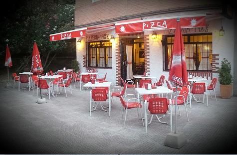 Pizzería Pizca