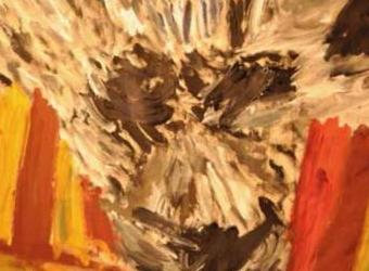 Pinturas de Enrique Yáñez. Alumbramiento