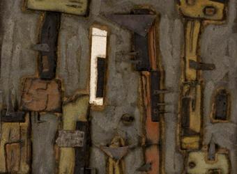 Exposición. Vera Ayuso: las raíces del informalismo