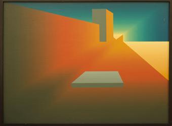Exposición. Julián Casado: Humanismo y abstracción geométrica
