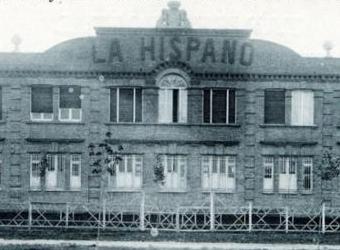 Exposición - La Hispano de Guadalajara, 1918-1939
