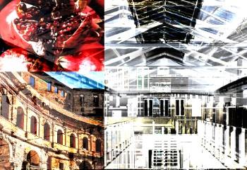 """Exposición """"Mercados. Arquitectura de culto para las cosas de comer y beber"""""""