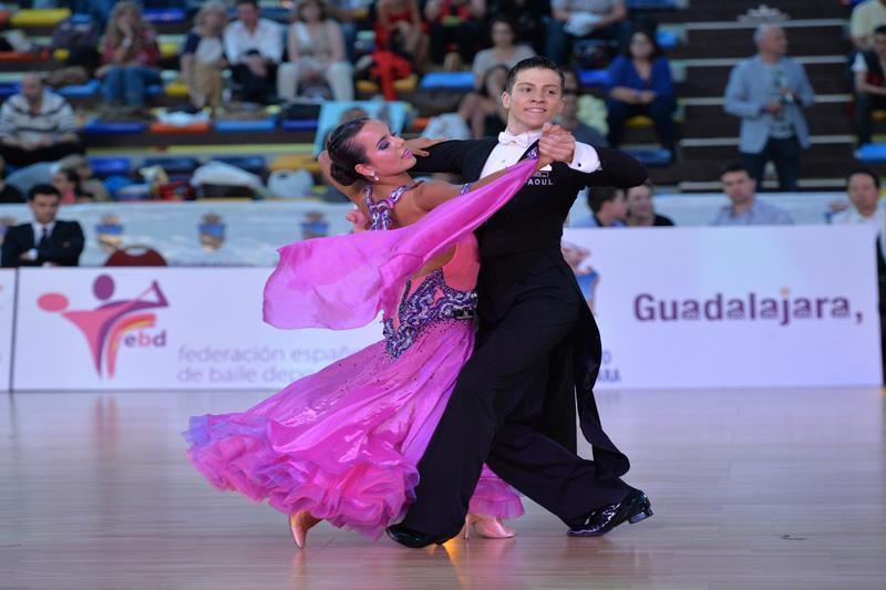 Campeonato de España de Baile Deportivo
