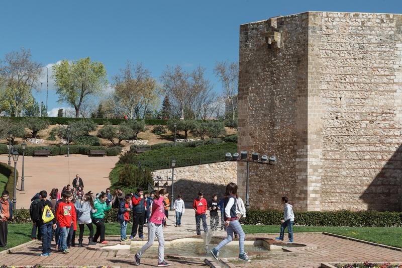 Visita al Torreón de Álvar-Fáñez