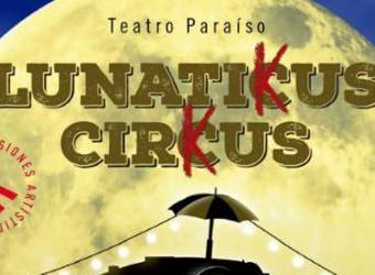 Teatro infantil. Lunáticus Circus