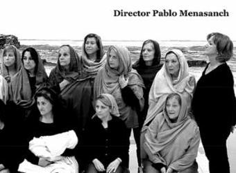 2018 - Teatro. Las Troyanas