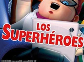 Cine infantil. Los superhéroes