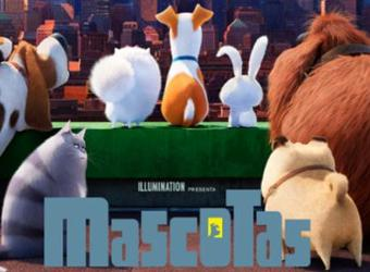 Cine infantil. Mascotas