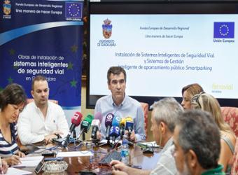 Arrancan  importantes proyectos que mejorarán la seguridad vial y la movilidad de Guadalajara