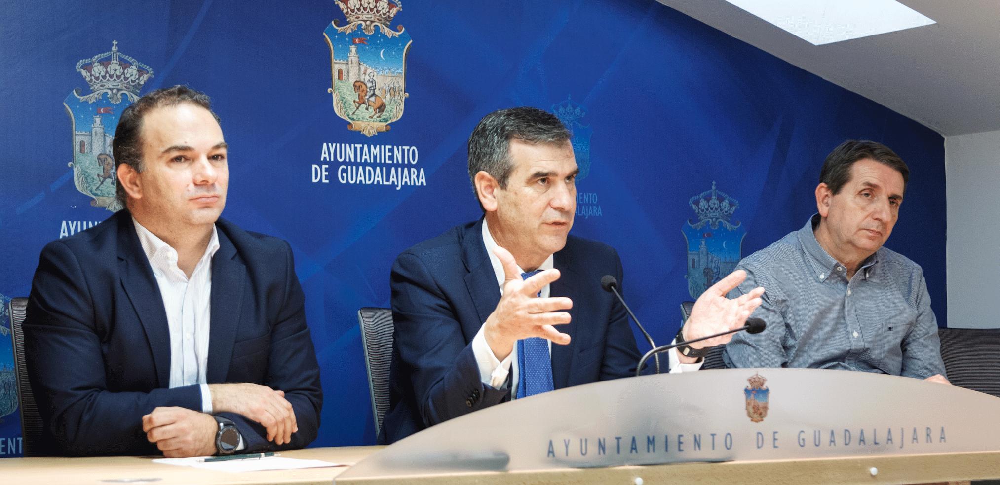 El Ayuntamiento de Guadalajara pone en marcha el proyecto de suministro e instalación de nueva iluminación en todas las instalaciones deportivas municipales
