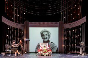 La función teatral  El Funeral  suspendida debido al ingreso hospitalario de Concha Velasco, protagonista de la obra