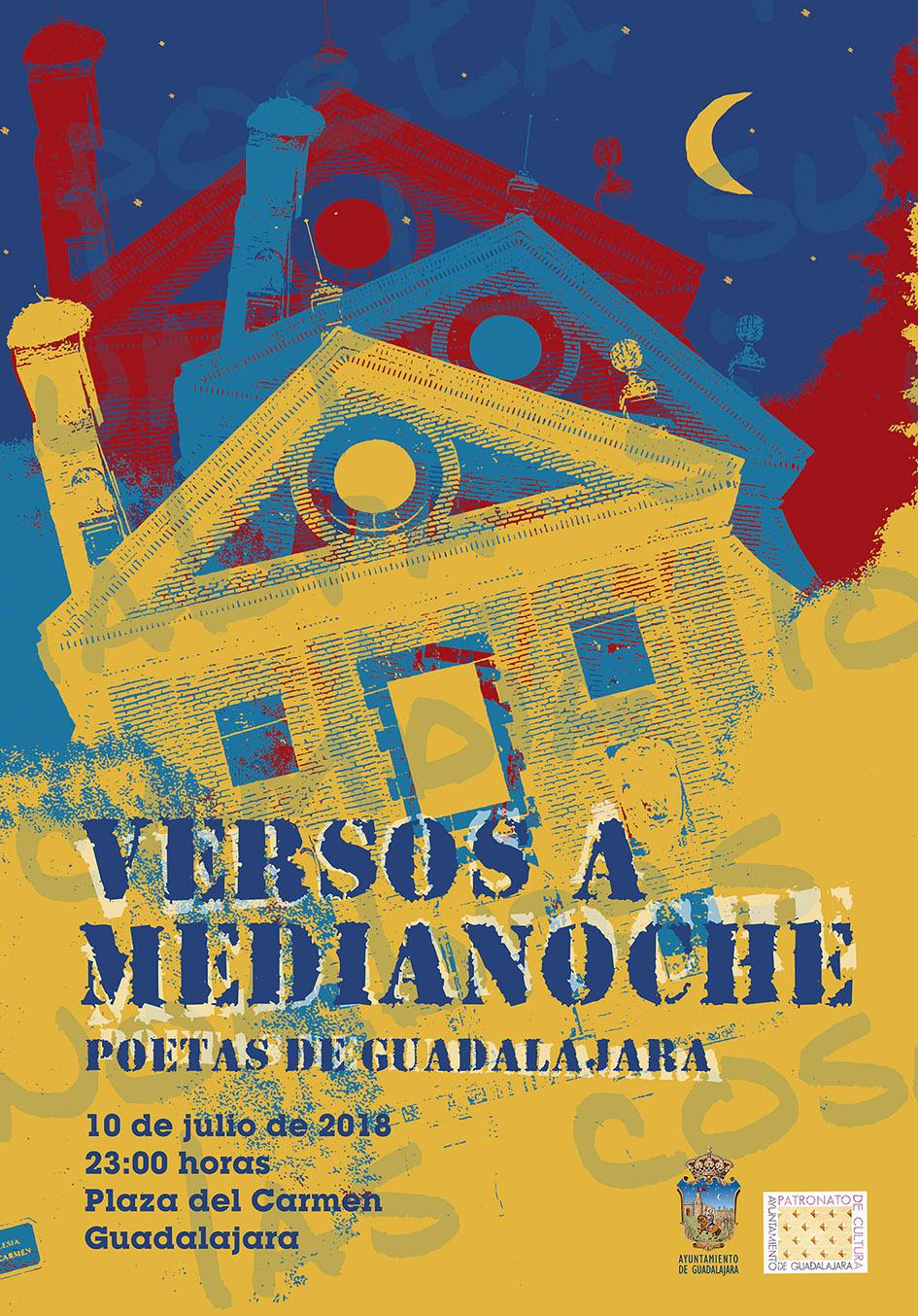 Nueva edición de Versos a Medianoche