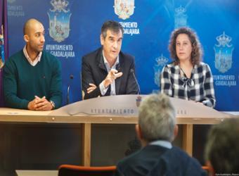 El Ayuntamiento de Guadalajara ha destinado 600.000 euros en subvenciones a asociaciones sociales, juveniles, sociosanitarias, culturales y deportivas