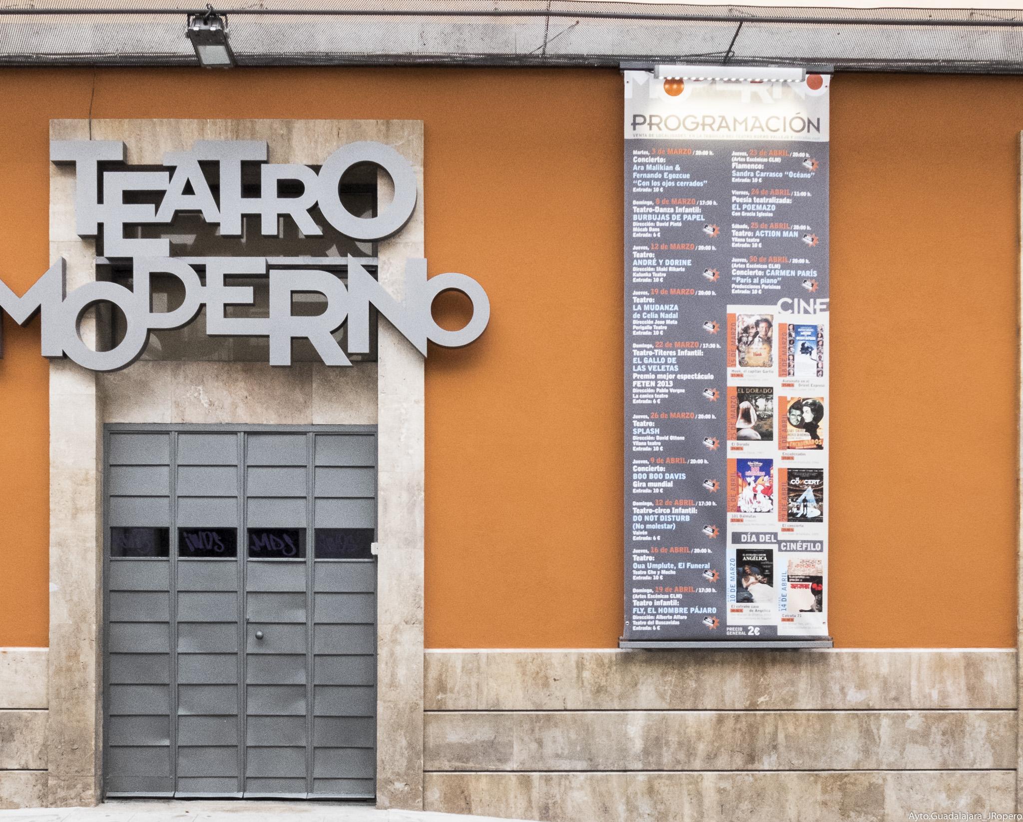 Este sábado, en el  Teatro Moderno, se representará un fragmento de El peluquero de Czestochowa, obra ganadora del XXXIII Premio de Teatro Ciudad de Guadalajara Antonio Buero Vallejo 2017