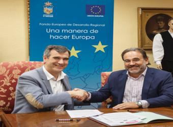 Suscrito el contrato con la empresa que recuperará la ribera del río Henares