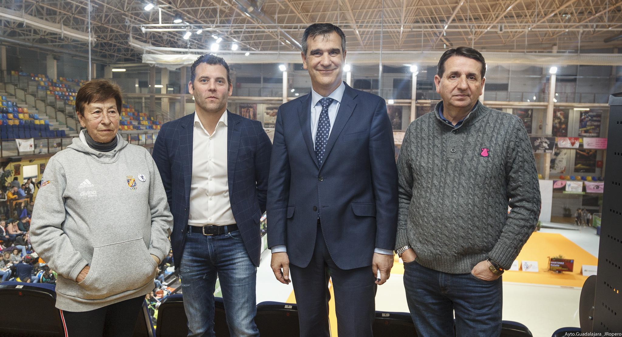 """Guadalajara,  será  una vez más  """"la ciudad de la gimnasia"""""""