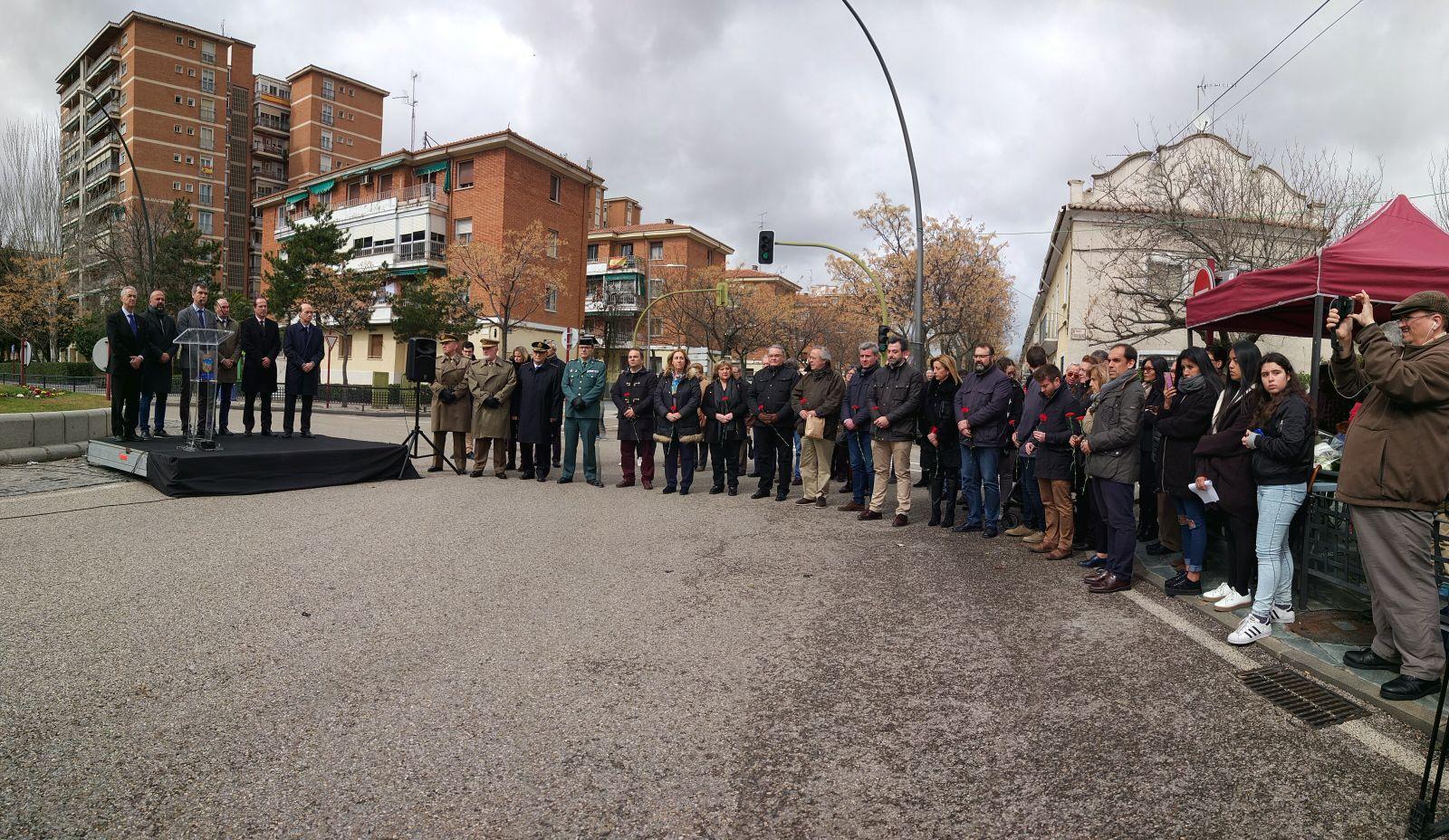 Ayuntamiento de Guadalajara y la Asociación 11M Afectados por el Terrorismo organizan un acto conmemorativo en el 14º aniversario del 11M