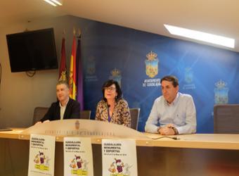 """El programa """"Guadalajara Monumental y Deportiva"""" aúna deporte y patrimonio monumental  con actividades para  todos los públicos"""