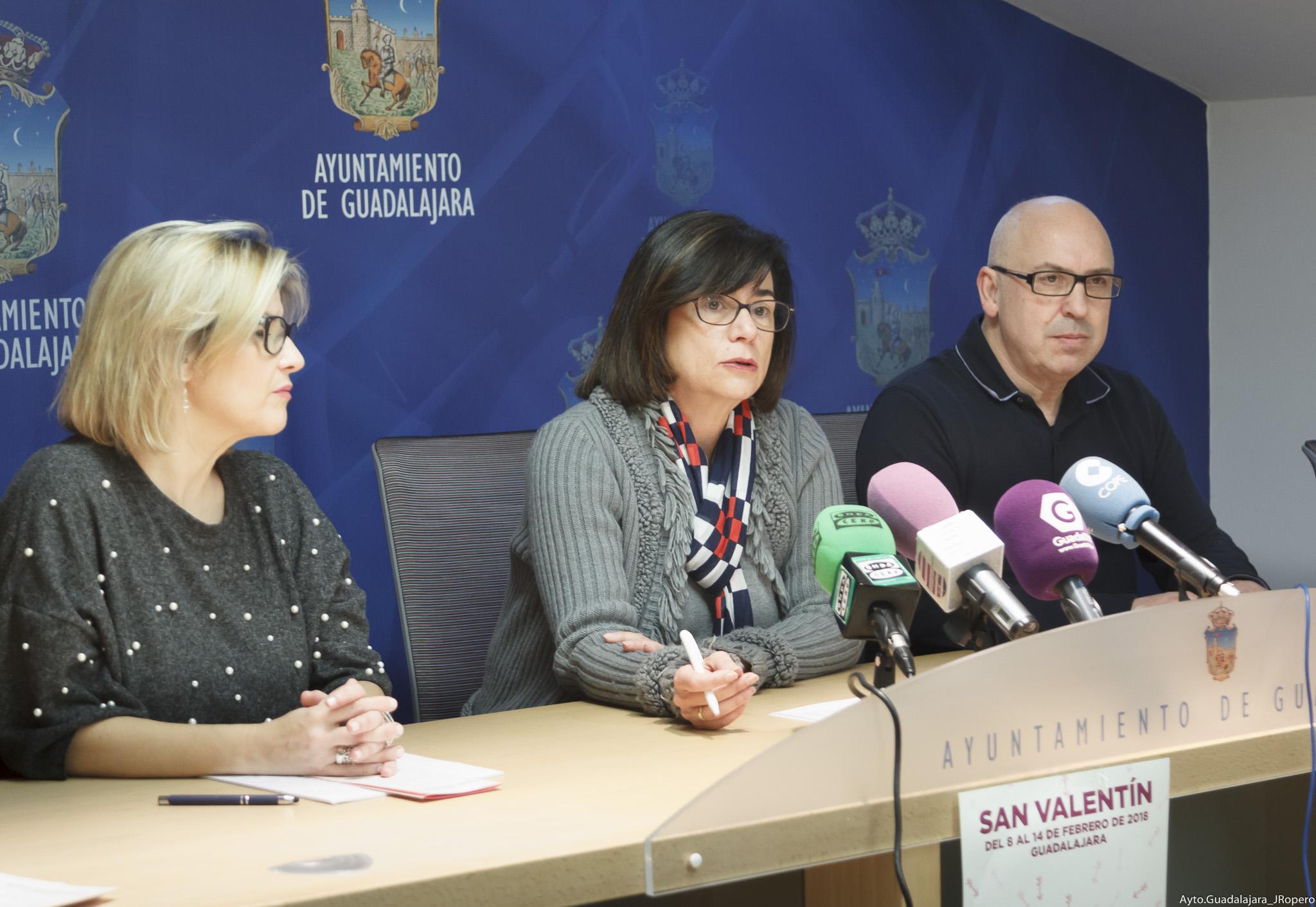 84 establecimientos de la capital participarán en la campaña comercial de San Valentín