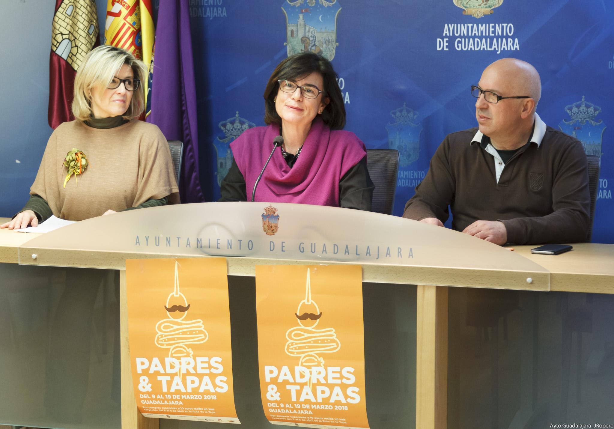 83 establecimientos de la ciudad participan en la campaña Padres y Tapas