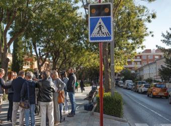 A mediados de diciembre finalizarán los  trabajos del proyecto de Implementación de los Sistemas de Seguridad Vial