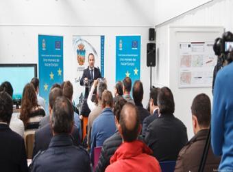 Jornada Técnica para informar sobre los proyectos que el Ayuntamiento desarrollará dentro de su Estrategia de Desarrollo Urbano Sostenible