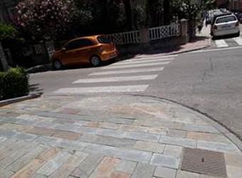 El próximo lunes, 6 de agosto, empezarán a instalarse los pasos  inteligentes  en el Paseo de Fernández Iparraguirre