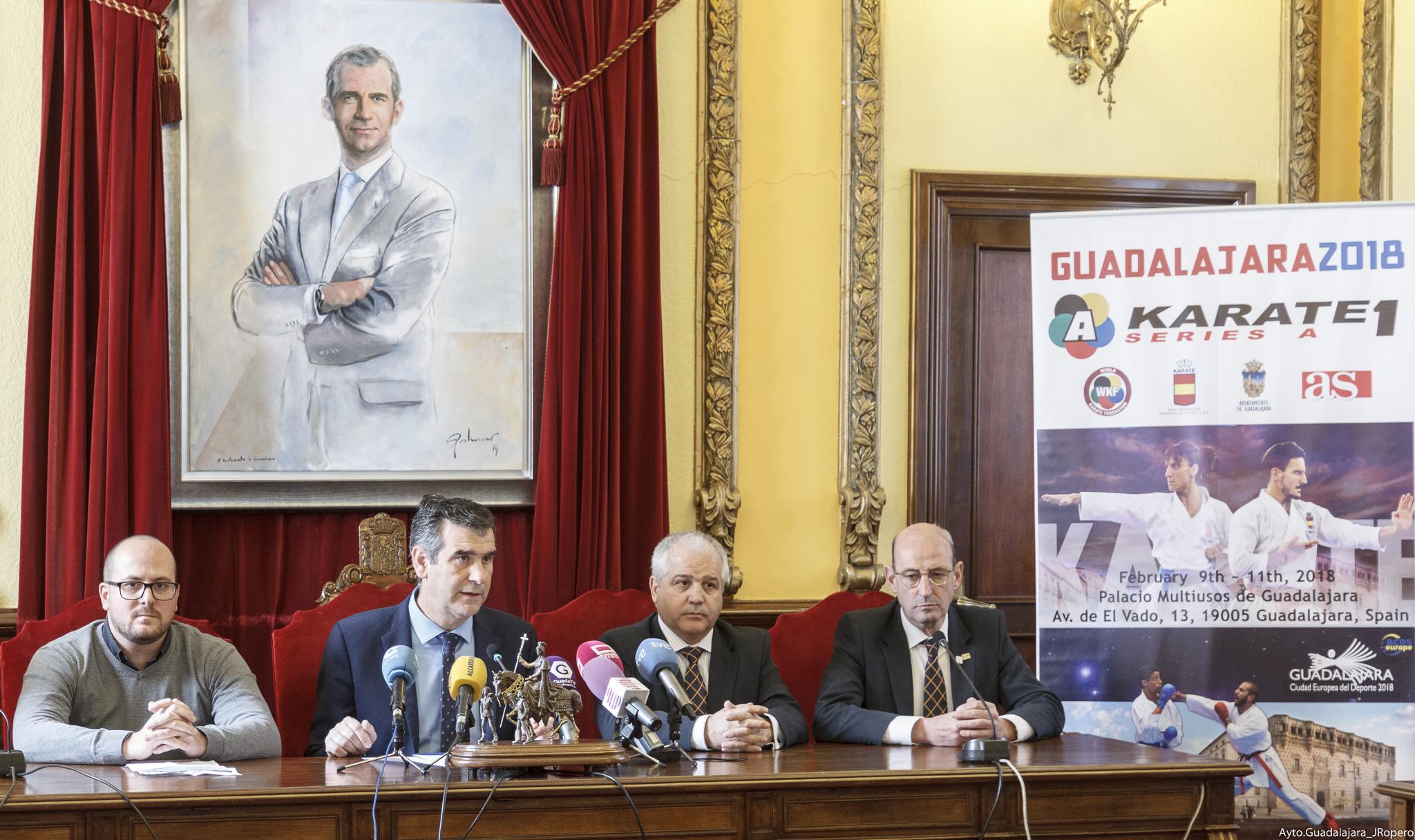 El mejor Karate del mundo llega a Guadalajara desde mañana viernes
