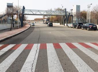"""La mejora de la seguridad vial llegará también al entorno del complejo deportivo """"Fuente de la Niña"""""""