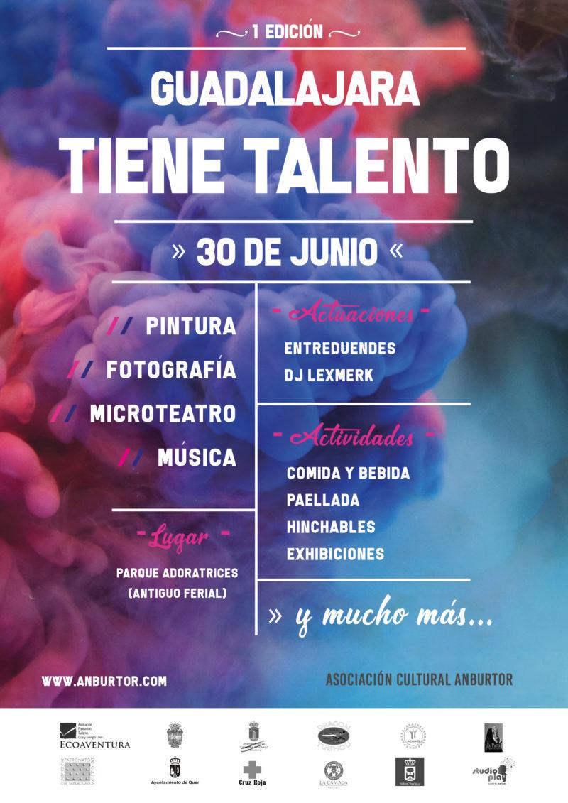 """""""Guadalajara tiene talento"""" llenará de arte el parque de Adoratrices el 30 de junio"""