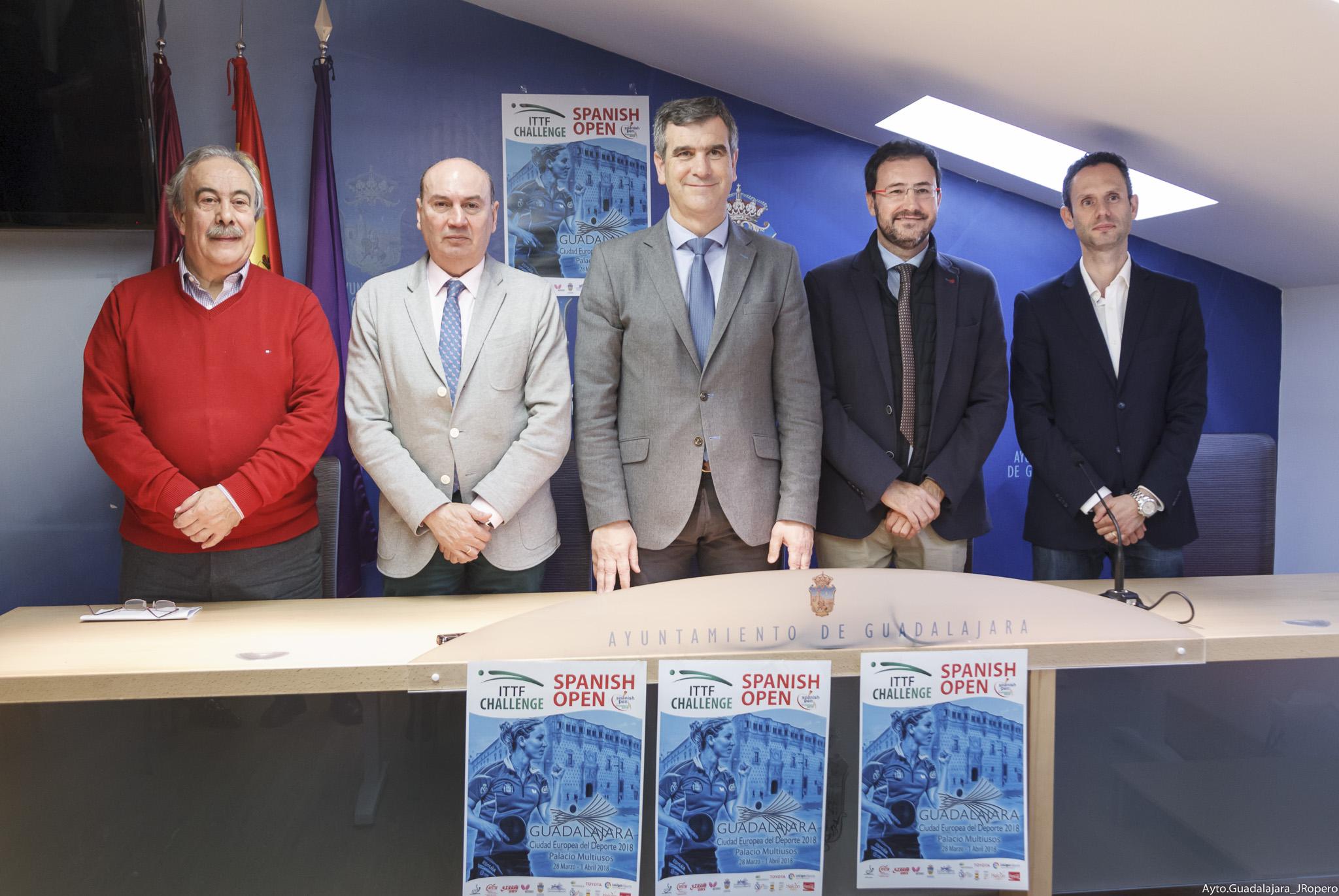 Del 28 de marzo al 1 de abril, Guadalajara será referente a nivel mundial del tenis de mesa