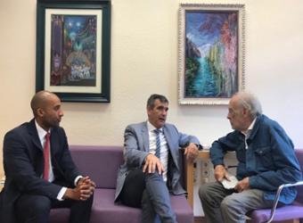 """La nueva Biblioteca de Guadalajara se llamará """"José Antonio Suárez de Puga"""""""