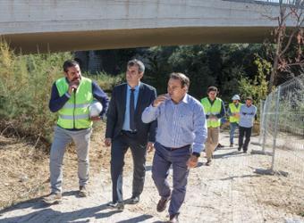 El Ayuntamiento de Guadalajara inicia los trabajos de recuperación de la ribera del Henares