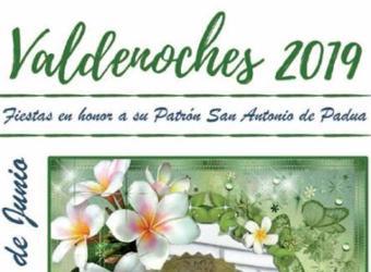 Fiestas de Valdenoches 2019. San Antonio de Padua