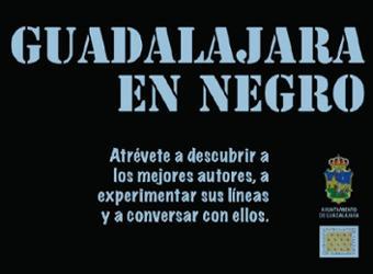 """I Certamen de Novela Negra """"Guadalajara en negro"""""""