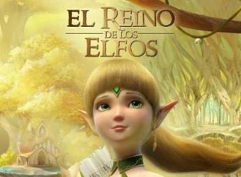 Cine infantil. El reino de los elfos