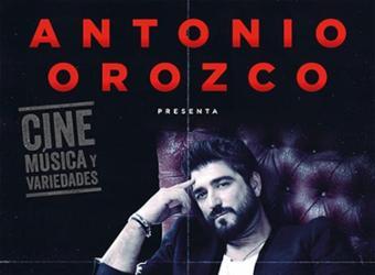 Concierto. Antonio Orozco